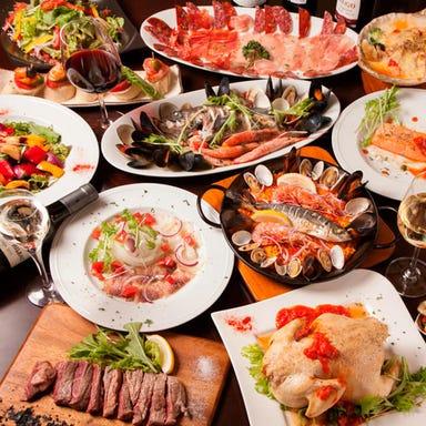 イタリアン&スパニッシュ料理 ローカルウノ 大森駅前店 メニューの画像
