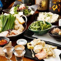 串天ぷらと鍋料理 日本酒原価酒蔵 横浜関内店