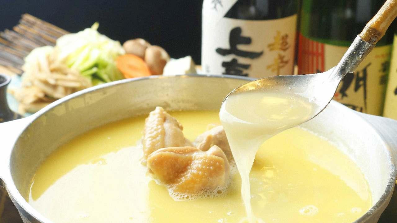 鶏だく京水炊き
