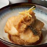 真鱈の唐揚げ~おろしポン酢~