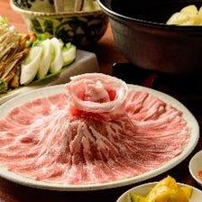 沖縄県産のあぐ~豚を中心にご用意