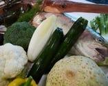 箱根地区の豊富な食材