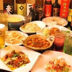 本格中国料理 満州園 多賀城店 コースの画像