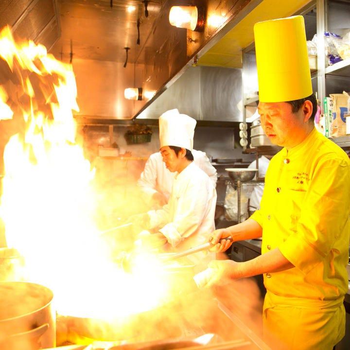 中国料理世界チャンピオンが在籍