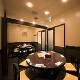 2階 円卓個室(土・日・祝を除く 大人6名様以上)