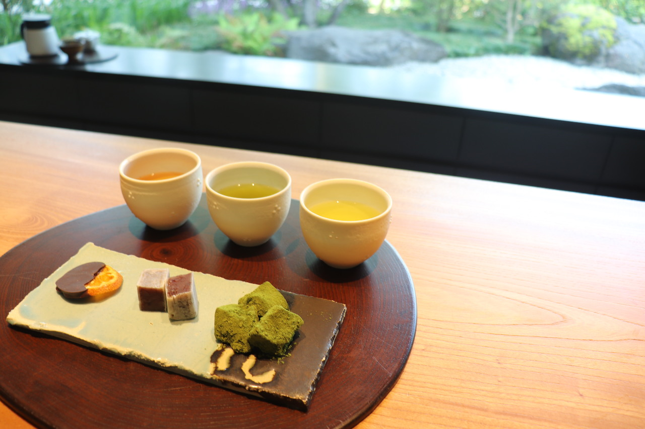 KADODE OOIGAWA 茶寮