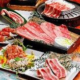 カルビにネギ塩上牛タン、すき焼きも!あれもこれも390円です