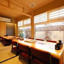 ◆ゆったりとした個室がございます。