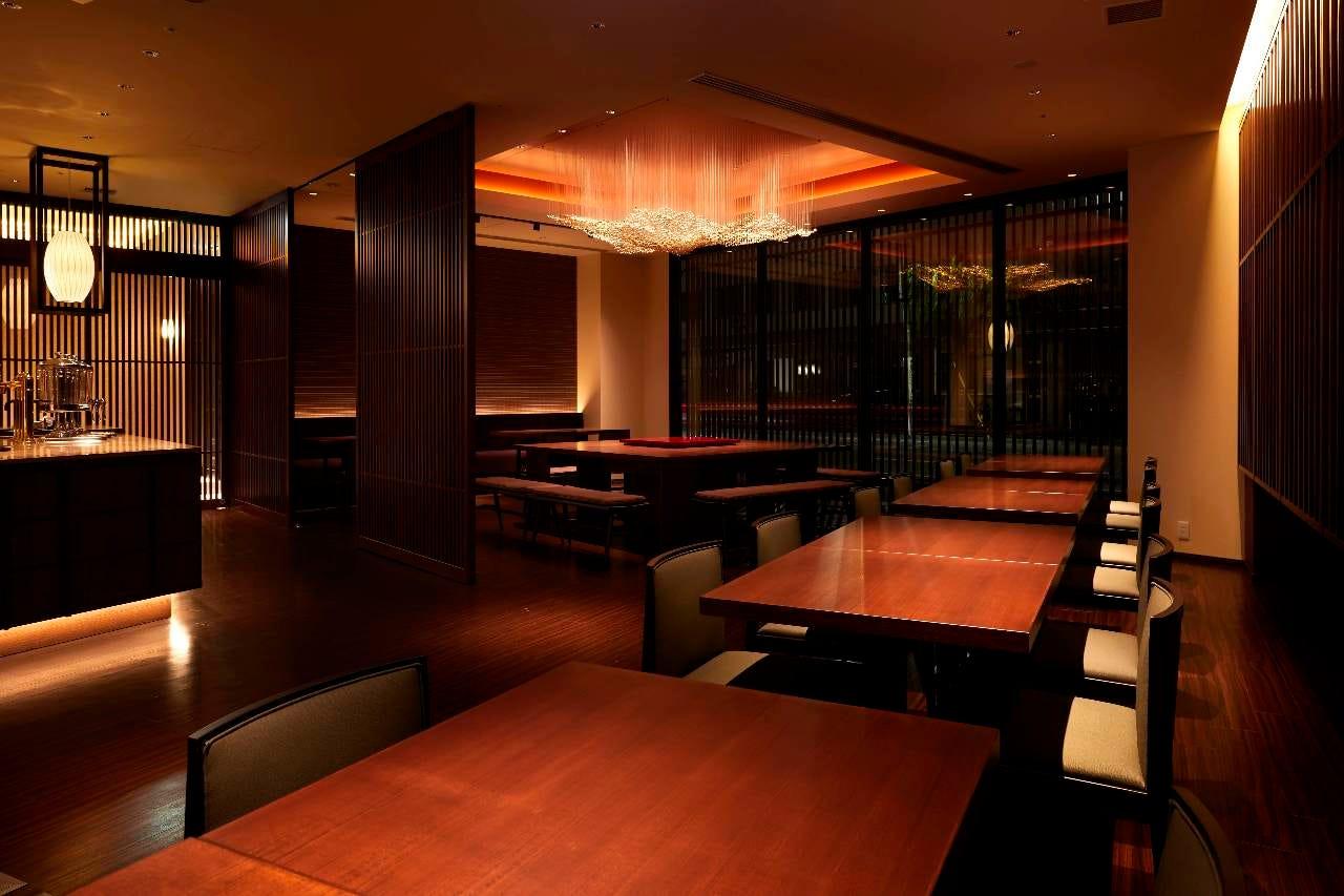 金沢の建築様式をモチーフにした空間