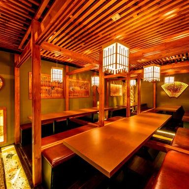 海鮮番屋 個室 しずく -雫- 新橋店  店内の画像