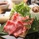 鮮魚だけでなく和牛やかごしま黒豚、宮崎地鶏などお肉料理も絶品
