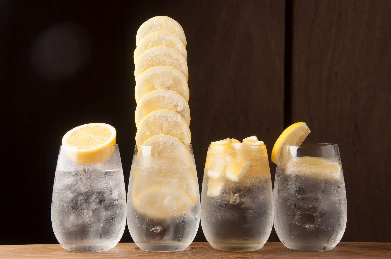 人気!レモンサワー