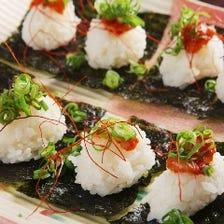 和食と韓国料理のコラボレーション