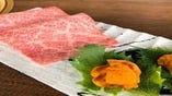 精肉店出身のオーナーが仕入れる上質なお肉