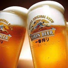 生ビールがおいしくなりました!