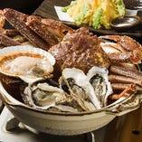 ズワイ蟹すき鍋