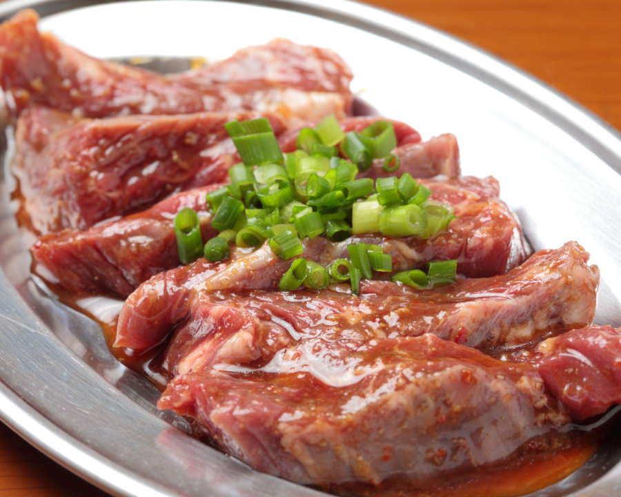 厳選食材の七輪炭火焼肉