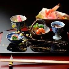 地産地消、旬の地魚や加賀野菜の会席