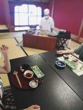 【ディナー お座敷天ぷら】1日1組限定・お座敷付きの料理人が揚げたての天ぷらをご提供。