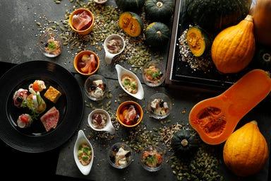 インターナショナルレストラン ザ・テラス  コースの画像