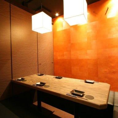 全席個室 楽蔵‐RAKUZO‐ 池袋西口店 店内の画像