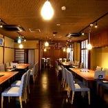 【3階】大人数宴会に最適なテーブル席大広間(~54名様)