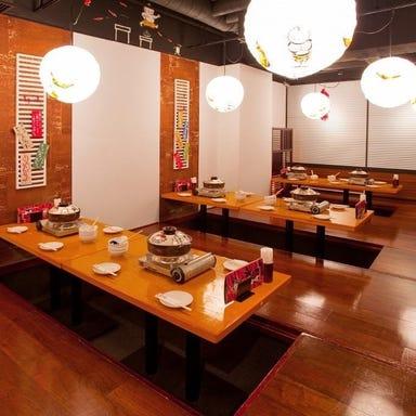 赤から 立川北口店 店内の画像