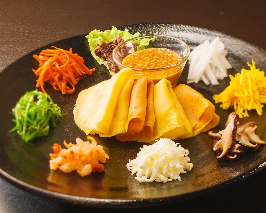 本格韓国料理・宮廷料理