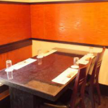 1階テーブル席4名様