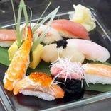 にぎり寿司(1人前)竹