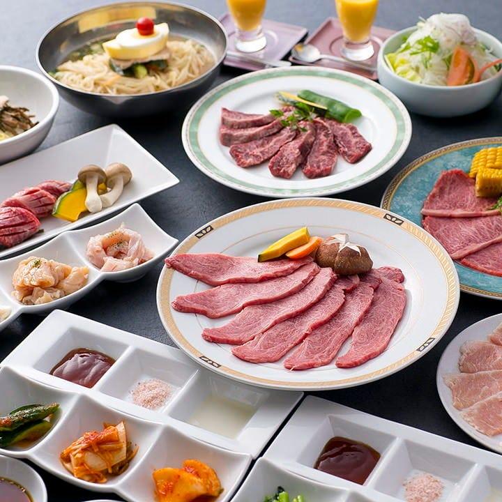 炭火燒肉 雙天 大阪あびこ店