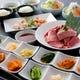 ご宴会に人気の焼肉コース3,800円(税抜)