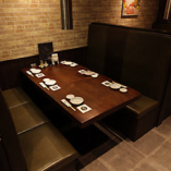 【テーブル席(~30名様)】少人数~大人数までご宴会に人気の広々店内!