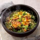 炙り三元焼豚炒飯