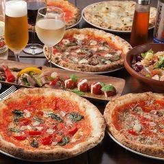 pizza&oyster ハマまで5分