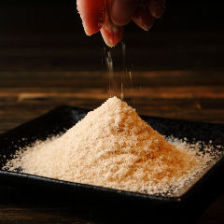素材味を際立てる『ブレンド塩』