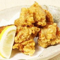 唐揚げ油淋鶏丼