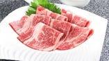 お肉本来の甘みと旨味をお楽しみください。