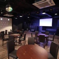 ステージ×貸切パーティー Space Art Studio