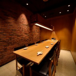 ■完全個室■ 洗練された雰囲気を醸し出すプライベート空間