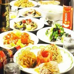 食べ飲み放題 中華ダイニング 天外天刀削麺