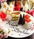 誕生日・記念日にはメッセージプレートでお祝い