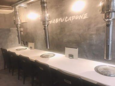 和牛 カポネ(WAGYU CAPONE)  店内の画像