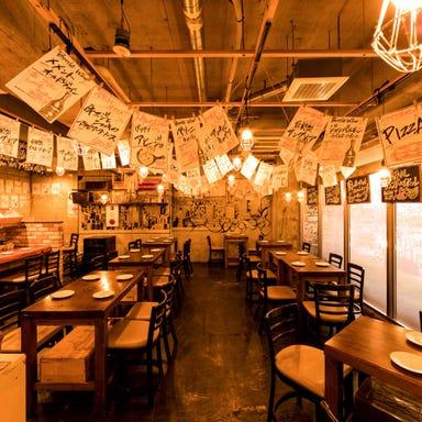 大衆ワイン酒場 バルバル はなれ 錦糸町南口店 店内の画像