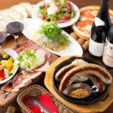 大衆ワイン酒場 バルバル はなれ 錦糸町南口店 コースの画像