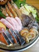 海鮮焼セットコース