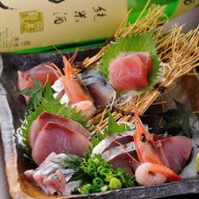 旬の新鮮鮮魚がおすすめ!