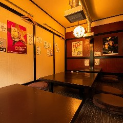 海鮮とラム肉の個室酒場 笑平。新潟駅前店