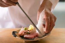 伝統ある料亭でハレのお料理
