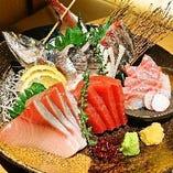 鮮魚を楽しめるコースを多数ご用意!各種ご宴会・お食事会に◎